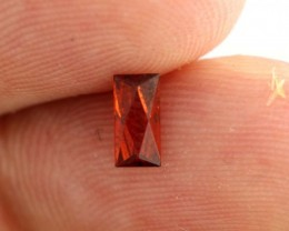 0.45 CTS GARNET FACETED NATURAL STONE  TBG-2442