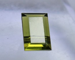 4.95ct Unheated~Natural & Superb Afghan green  tourmaline gemstone
