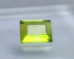 2.85ct Unheated~Natural & Superb Afghan green  tourmaline gemstone
