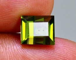 2.80ct Unheated~Natural & Superb Afghan green  tourmaline gemstone