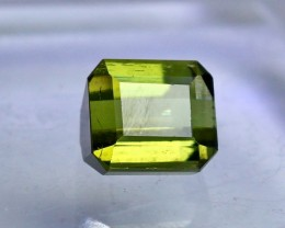 4.15ct Unheated~Natural & Superb Afghan green  tourmaline gemstone