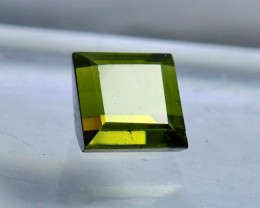 4.55ct Unheated~Natural & Superb Afghan green  tourmaline gemstone