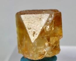 61.45 Cts 100% Natural & Stunning Orange Brown Topaz Crystal