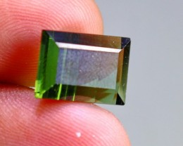 6.95ct Unheated~Natural & Superb Afghan green  tourmaline gemstone
