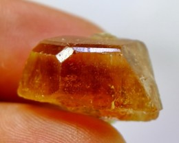 42.30 Cts 100% Natural & Stunning Orange Brown Topaz Crystal