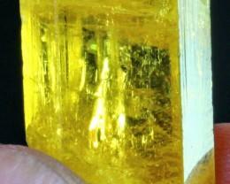 18.10 CT Natural helidor Crystal