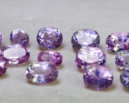 35.60 ct Bueatiful, Natural & Superb Afghan Purple Pink Kunzite Gemston