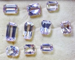 29.90ct Bueatiful, Natural & Superb Afghan Pink Kunzite Gemstones