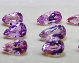 88+ct Bueatiful,Natural&Superb; Afghan Purple Pink Kunzite Gemstone Lot