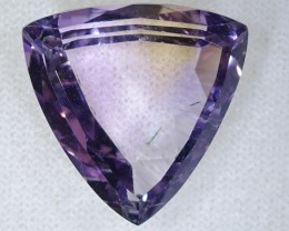 AMETRINE FACETED FLAWLESS GEMSTONE BI-COLOUR  15 CTS  CG-2117