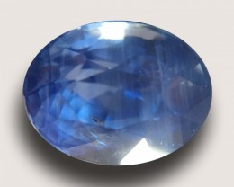 2.09 Carats | Natural Unheated Blue Sapphire | Loose Gemstone | Sri Lanka -
