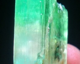 76.65 Cts WORLD ONLY 1 Hiddenite Kunzite Crystal