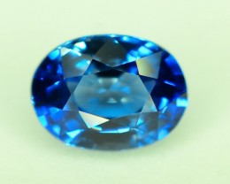 GiL Certified 1.06 ct Royal Blue Sapphire AAA Grade Ceylon Dr