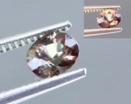 0.65ct Vanadium Colour Change Garnet from Bekily (Madagascar) - NR Auction