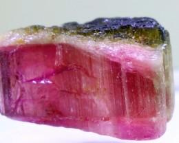 18.90 CT Natural tourmaline  crystal