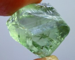 26.20 Ct Natural & Superb (Prasiolite) Prasiolite Rough