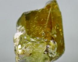 64.25 ct~100% Natural Unheated New Find Shigar Green Beryl Crystal(Never Se