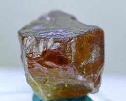 93.50 ct~100% Natural Unheated New Find Shigar Green Beryl Crystal(Never Se