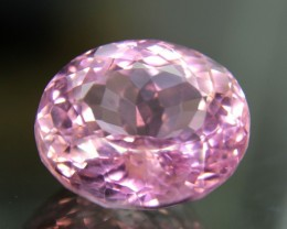 30.25 cts Pink Color Kunzite Loose Gemstone from Afghanistan