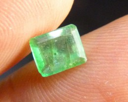 1.30cts Colombian Emerald , 100% Natural Gemstone