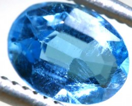 BLUE TOPAZ NATURAL FACETED 0.95  CTS PG-1875
