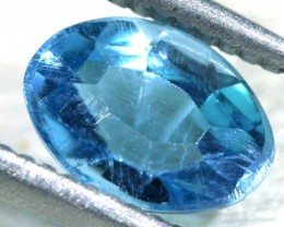 BLUE TOPAZ NATURAL FACETED 1.05  CTS PG-1876