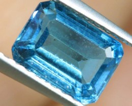 BLUE TOPAZ NATURAL FACETED 1.3  CTS PG-1883