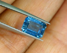 BLUE TOPAZ NATURAL FACETED 1.3 CTS PG-1885