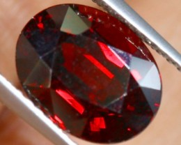 GARNET FACETED STONE  3 CTS PG-1887