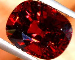 GARNET FACETED STONE  4 CTS PG-1895