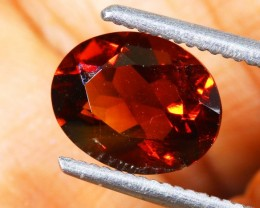 GARNET FACETED STONE  1.6 CTS PG-1897