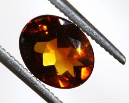 GARNET FACETED STONE  1.4 CTS PG-1898