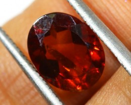 GARNET FACETED STONE  1.7 CTS PG- 1900