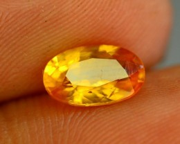1.285 ct Natural Yellow Sapphire ~ Sri Lanka