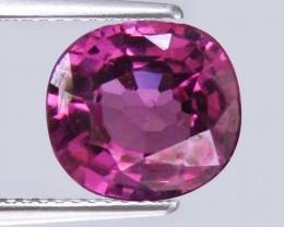 1.02 Cts Fine Purple Pink Natural Rhodolite Garnet