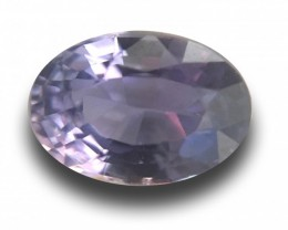1.67 Carats | Natural Unheated Violet Sapphire | Loose Gemstone | Sri Lanka