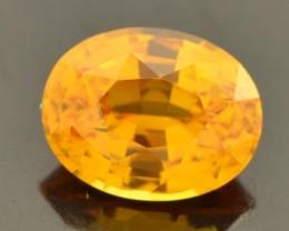 1.59cts Vibrant Yellow Sapphire (RSA387)