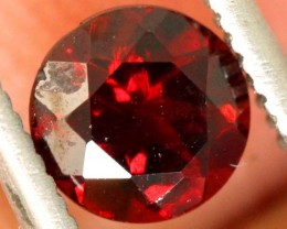 GARNET FACETED STONE  1 CTS PG-  1903