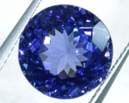 5.53 CTS  CERTIFICATE TANZANITE FACETED  TBM-878