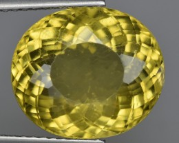 7.73 Cts Top Stunning Natural African Yellow Apatite