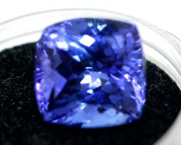 6.01 CTS  CERTIFIED TANZANITE FACETED TBM-881