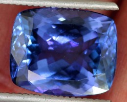 5.16 CTS  CERTIFICATE TANZANITE FACETED  TBM-883