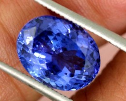 5.17 CTS  CERTIFICATE TANZANITE FACETED  TBM-887