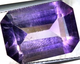 6.1 CTS AMETHYST FACETED STONE CG-2166