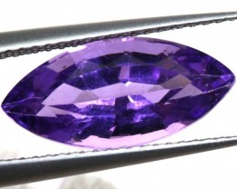 3.45 CTS AMETHYST FACETED STONE CG-2167