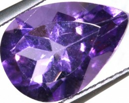 3.05 CTS AMETHYST FACETED STONE CG-2169