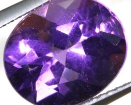 4.5 CTS AMETHYST FACETED STONE CG-2170