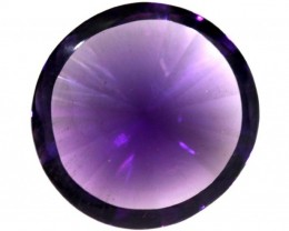 9.4 CTS AMETHYST FACETED STONE CG- 2181