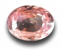 1.12 Carats | Natural Padparadscha | Loose Gemstone | Certified | Sri Lanka
