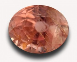 1.22 Carats | Natural Unheated Padparadscha | Loose Gemstone | Sri Lanka -